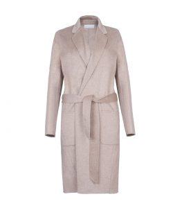 Merino wool & cashmere coat 1