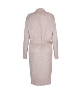 Merino wool & cashmere coat 2