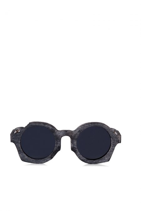 "Natural horn sunglasses ""ROUND"""