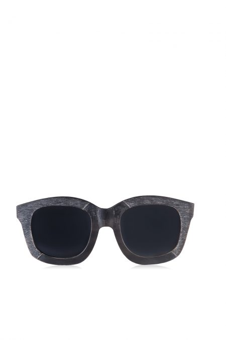 "Natural horn sunglasses ""SQUARE"""