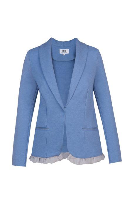 Jersey jacket "CLASSY"