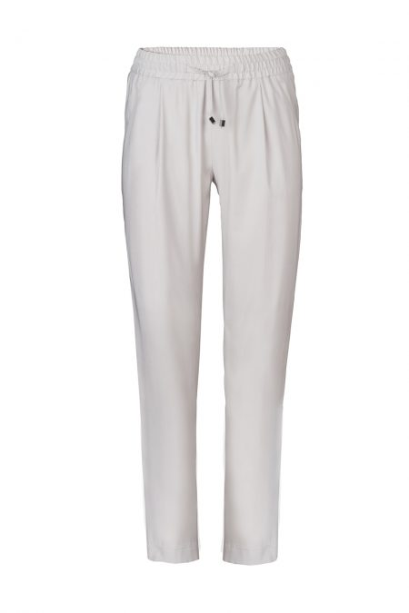 "Natural silk trousers ""SILKY"""