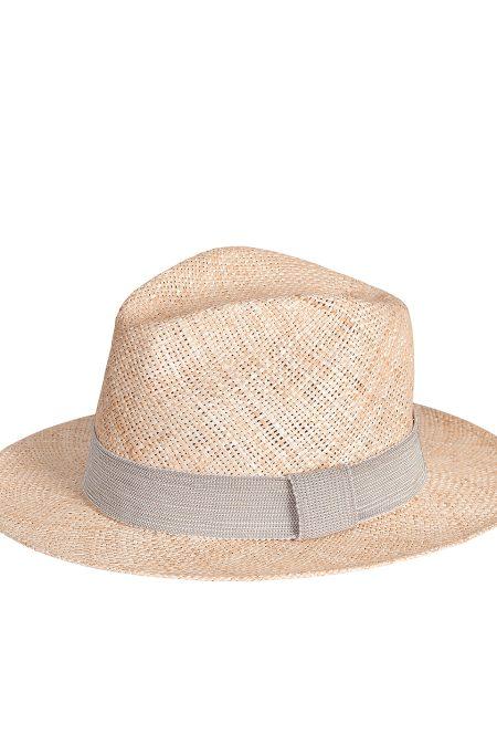 "Hat ""PANAMA natural straw"" 1"